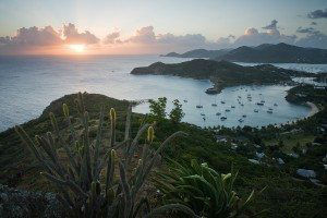 Antigua Shirley Heights Caribbean
