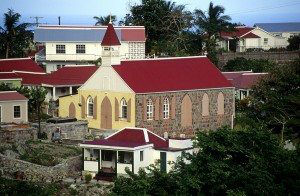Saba Island Church www.njcharters.com