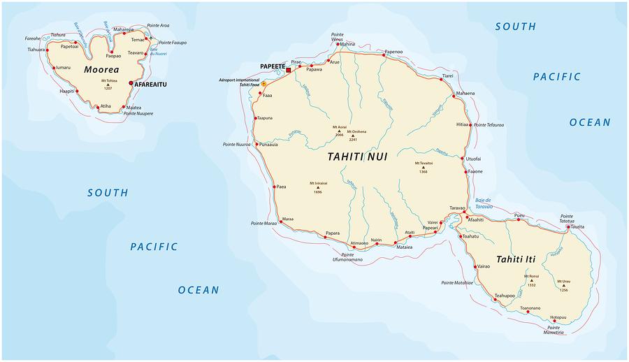 Yacht charter moorea - Office du tourisme tahiti ...