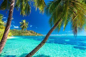 Moorea, Tahiti island