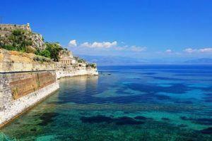 Corfu, Venetian Citadel Fortifications
