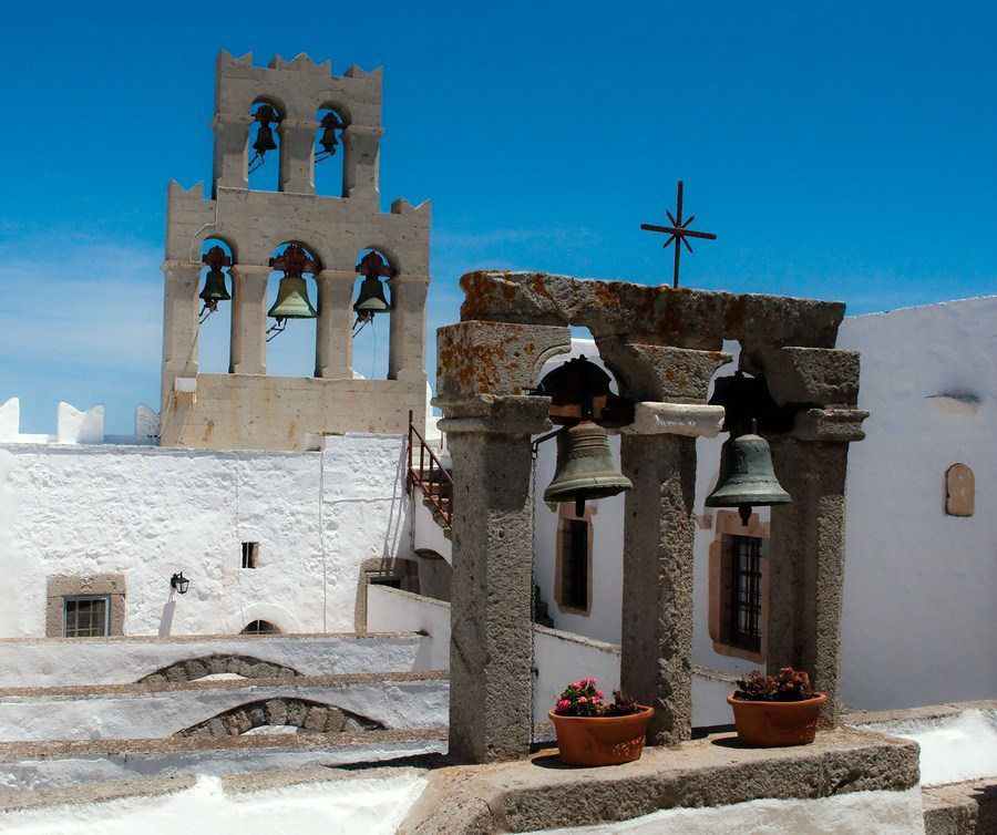 Bells of the Monastery of St. John, Patmos