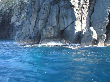 Ventotene Caves