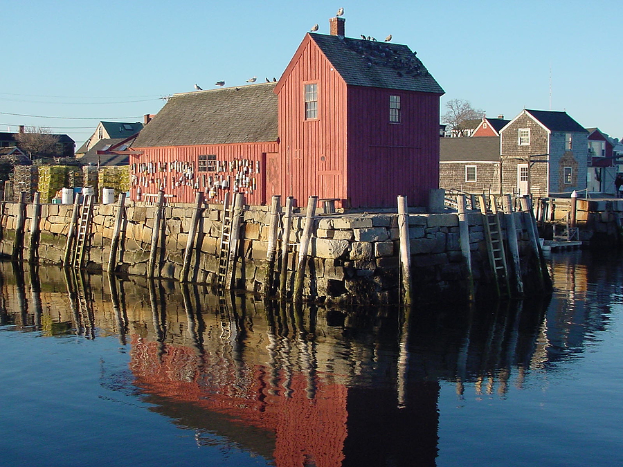 Camden and Rockport, Maine, in the Middle of Down East
