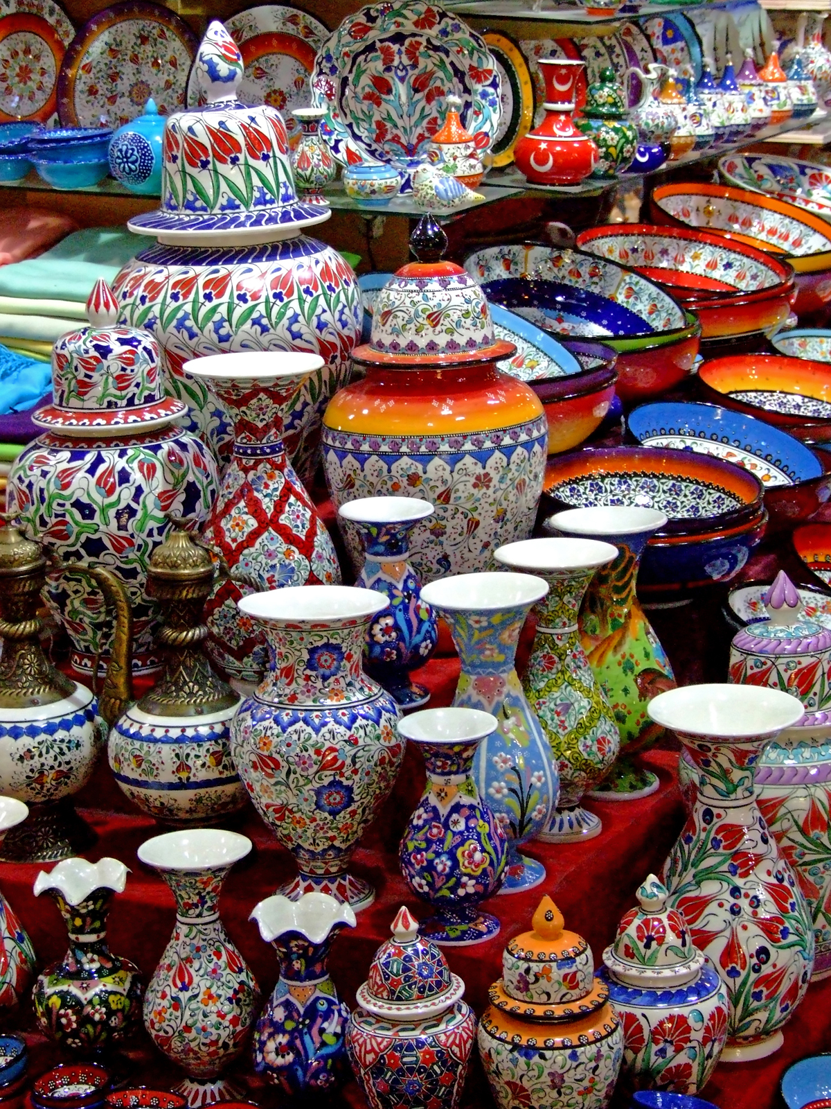 Charter Turkey Shop Exotic Turkish Bazaars Luxury Charter Njcharters