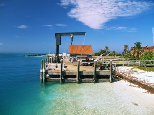 Fort Jefferson Dry Tortugas, boating charter, VIP yacht charter