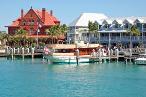 Key West Port, private yacht, boating charter