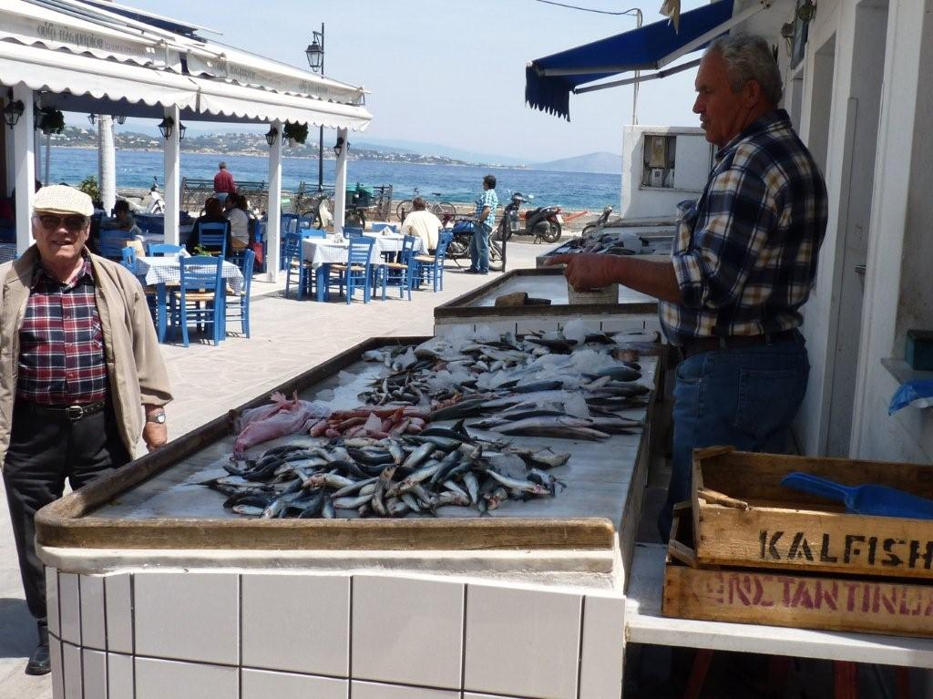 Spetses island greece crewed yacht charter for Private fishing charters nj