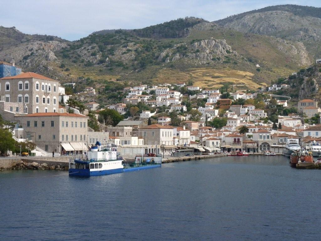 Hydra  Greek Saronic Islands  Yacht Charters