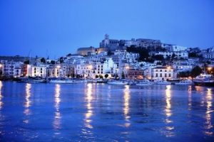 Ibiza Town spain luxury yacht charter, luxury yacht, luxury charter