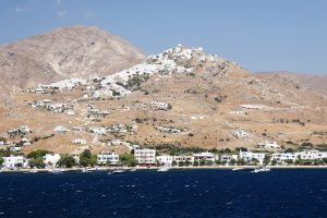 Serifos Cyclades Greece yacht charter