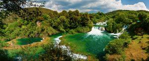 Krka Falls, Luxury Yachts, Super Yachts