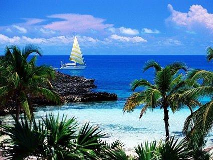 Bahamas Harbour Island, boating Charter