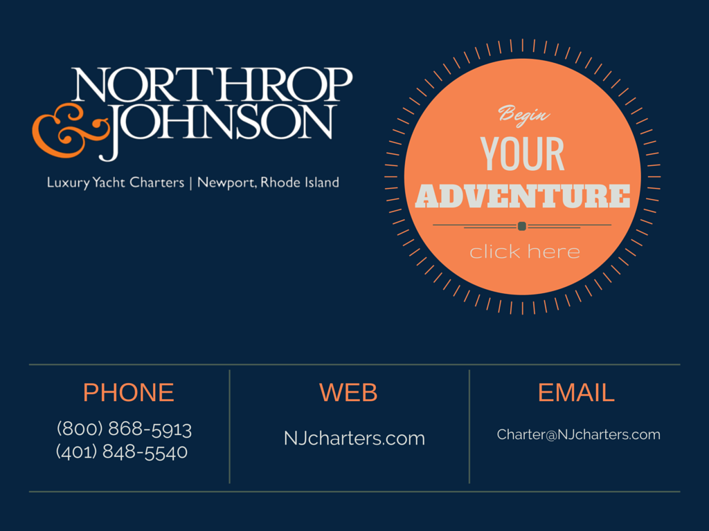 Northrop & Johnson Luxury Yacht Charters