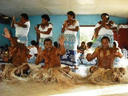 Participate in a Sevu Sevu Ceremony in Fiji www.njcharters.com