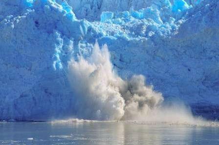 See a Glacier Calve in Alaska www.njcharters.com
