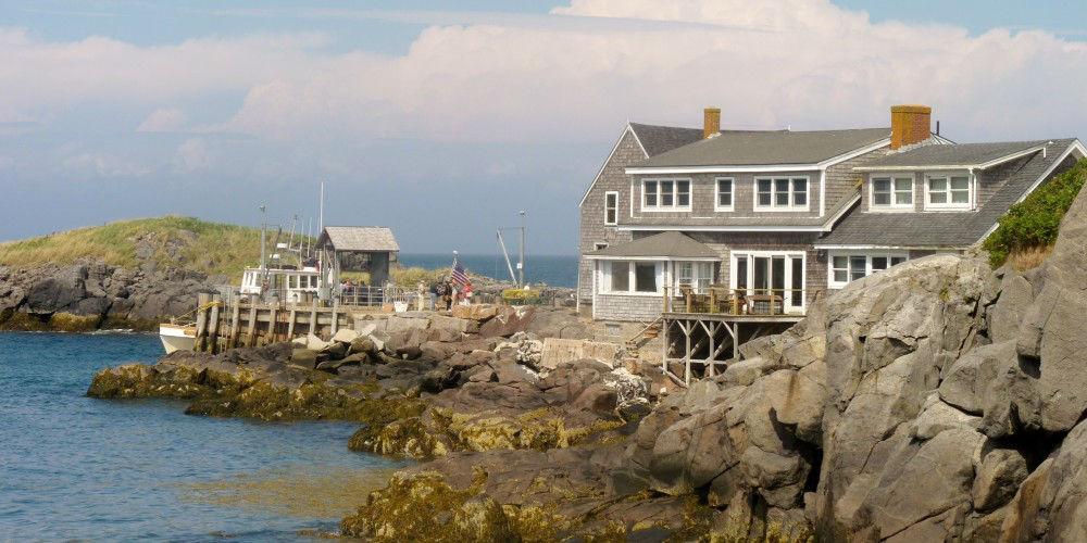 Visit Monhegan Island, Maine www.njcharters.com