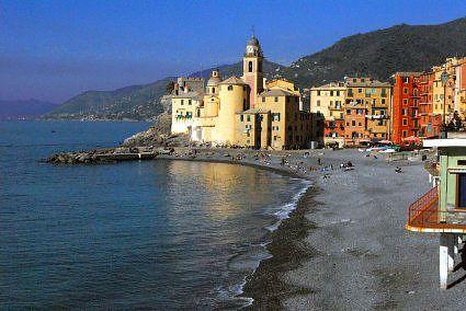 Camogli Italy Sagra Del Pesce Charter Itinerary Ligurian Coast