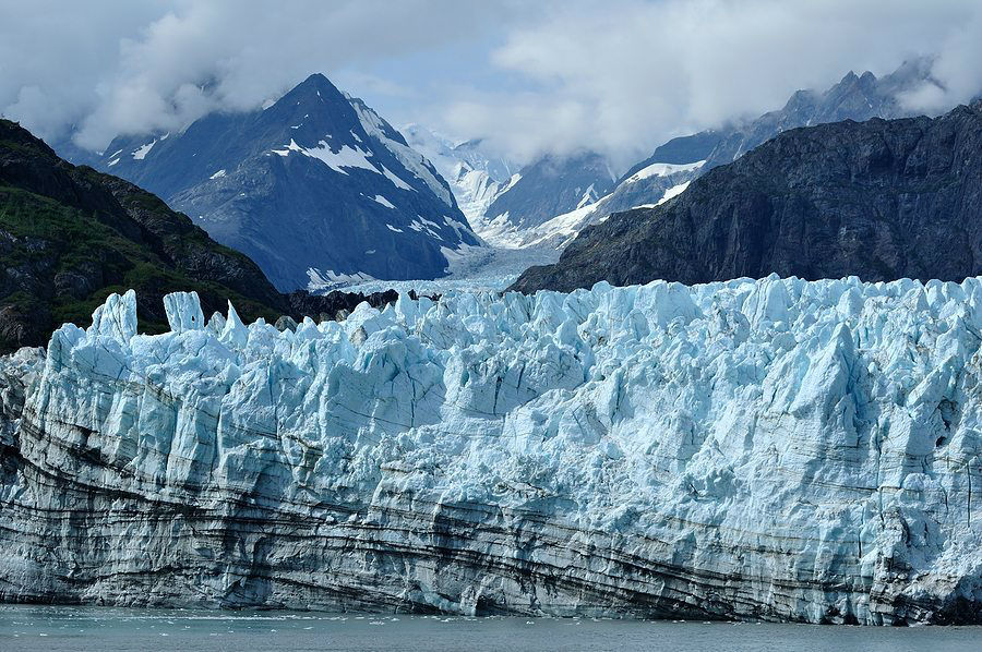 Glacier Bay Margorie Glacier Tidewater Glacier www.njcharters.com