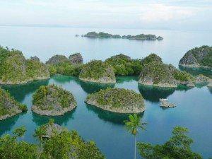 Raja Ampat Many Islets www.njcharters.com