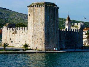 Trogir Walls and Fortress Tower www.njcharters.com