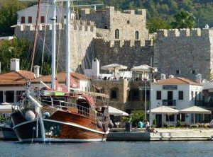Marmaris Castle and Quay www.njcharters.com