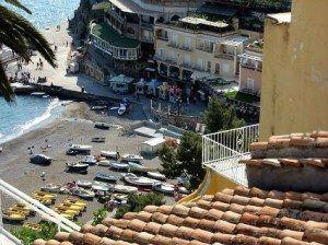 Positano Beach www.njcharters.com #DestinationConfidential