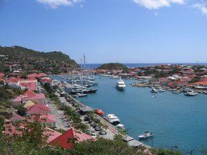 Port of Gustavia, St. Barths, Caribbean