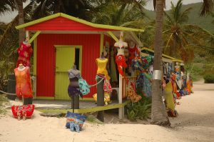 St. Martin, Orient Beach, Caribbean