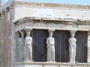 Acropolis Caryatids www.njcharters.com