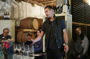 Croatia Brac Island Sejkovic Winery Wine Tasting