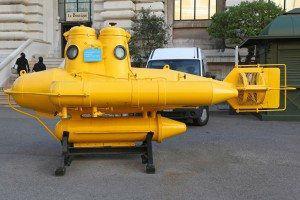 Monaco Oceanographic Museum Yellow Submarine www.njcharters.com