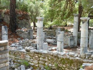 Priene Ruins. www.njcharters.com