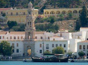 Symi Monastery Panormitis www.njcharters.com