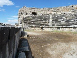 Turkey Miletus Theatre www.njcharters.com