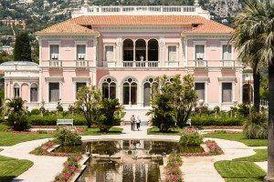 Villa Ephrussi de Rothschild www.njcharters.com