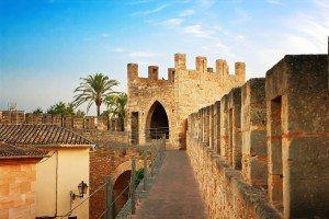 Alcudia Old Town Mallorca Spain www.njcharters (2)