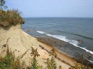 Block Island Bluffs www.njcharters.com