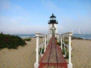 Brant Point Lighthouse Nantucket www.njcharters.com