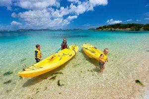 Family Fun on Luxury Yacht Charter