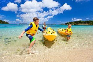 Family Fun on Crewed Yacht Charter