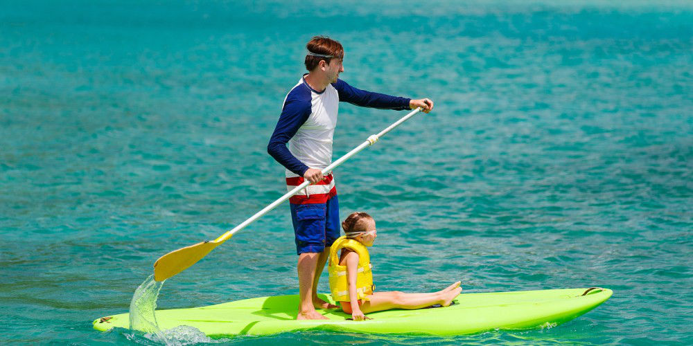 Family Fun on Luxury Yacht Charter