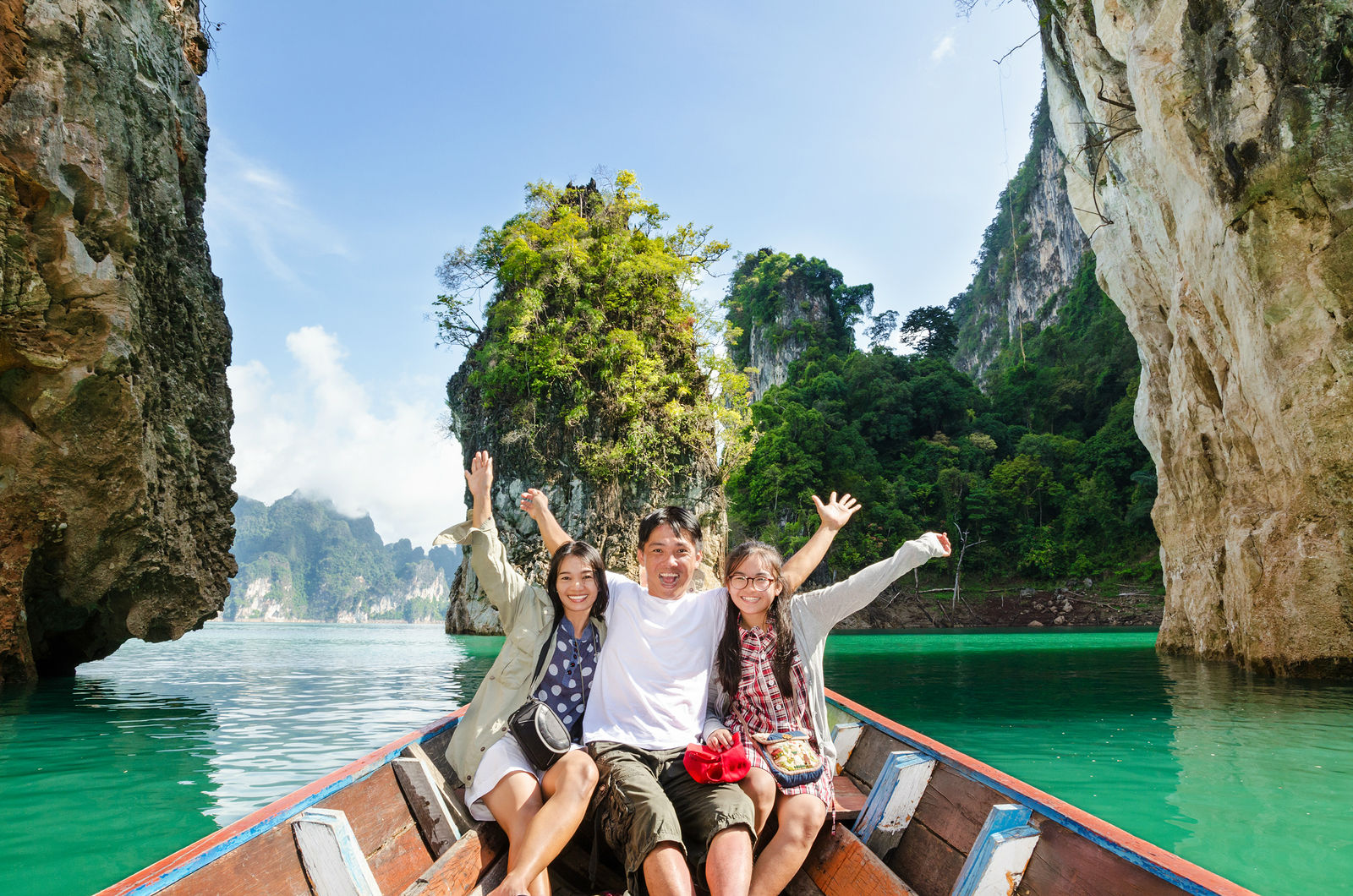 Happy Family Travel  Northrop  Johnson Yacht Charters