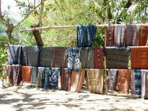 Ikat Textile Weaving, Watublapi Village, Indonesia www.njcharters.com