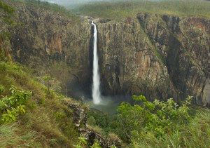 Wallaman Falls New Zealand www.njcharters.com