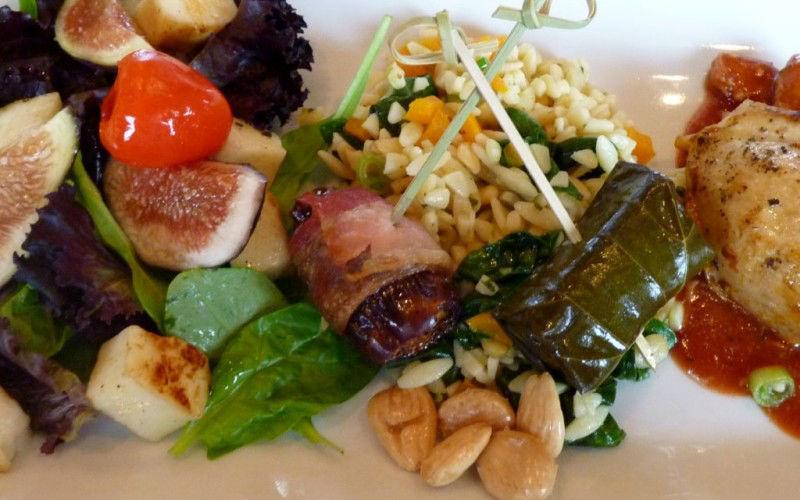 Yacht Charter Cuisine taste tidbits www.njcharters.com