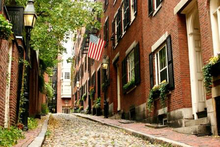 Beacon Hill, Boston, Massachusetts www.njcharters.com