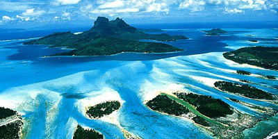 Bora Bora, Society Islands, French Polynesia www.njcharters.com