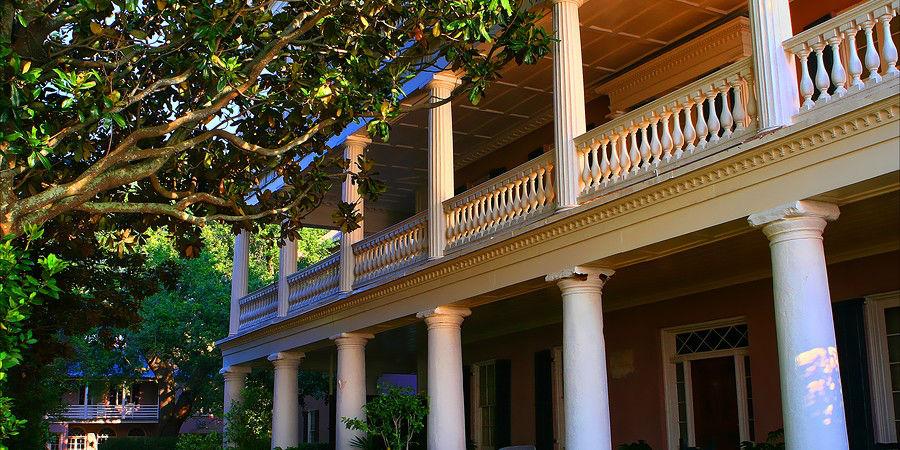 Colonial Houses in Charleston, South Carolina  www.njcharters.com