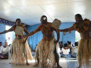 Malakati Village Dancers in Fiji www.njcharters.com